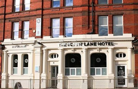 romantic hotels Liverpool, Penny Lane Hotel Liverpool